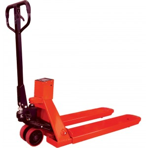 Hand Pallet Truck with Scale  - 2500kg